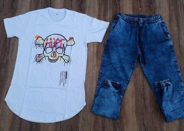 Camisas masculinas $40,00// calças masculinas $69,00 - Foto 2