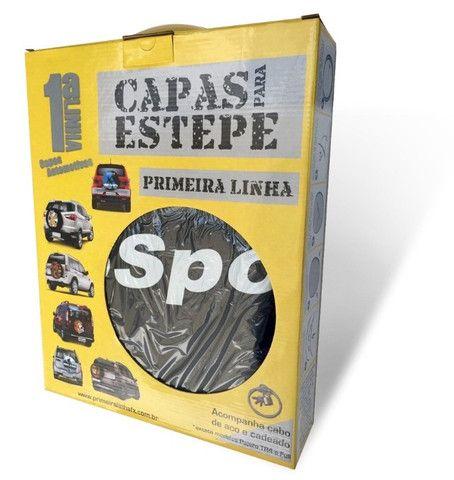 Capa Estepe-bola De Futebol. Ecosport/dobló/crossfox. Produto Novo