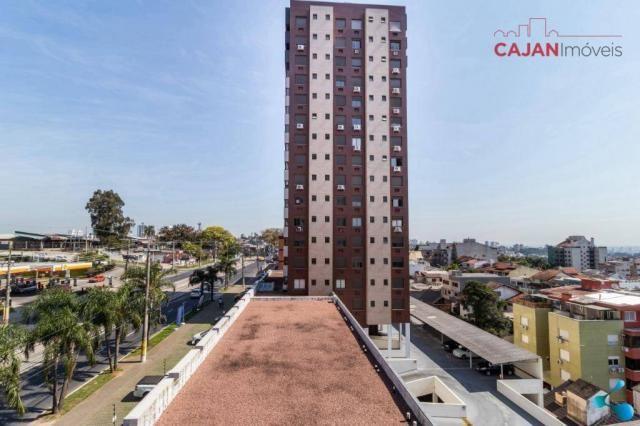 Apartamento com 2 dormitórios à venda, 75 m² por R$ 370.000,00 - Chácara das Pedras - Port - Foto 3