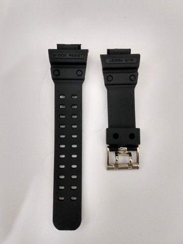 Pulseiras de silicone para relógios esportivos  - Foto 5