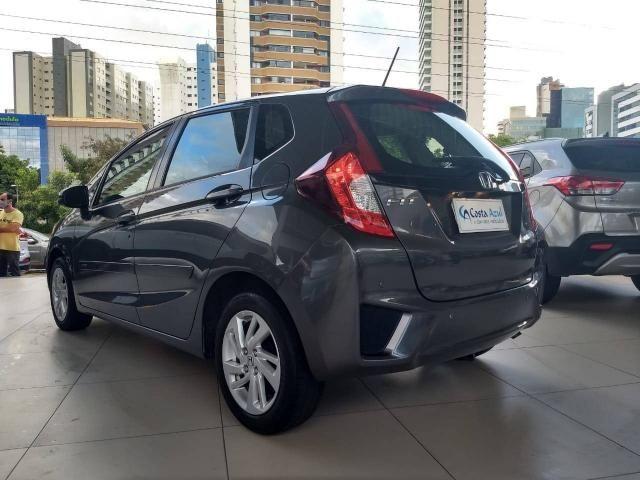 HONDA FIT 2016/2017 1.5 DX 16V FLEX 4P AUTOMÁTICO - Foto 5