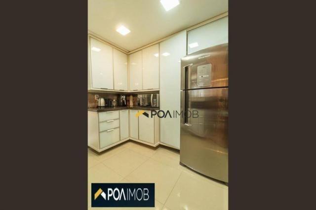 Casa com 3 dormitórios para alugar, 256 m² por R$ 3.000,00/mês - Vila Jardim - Porto Alegr - Foto 10