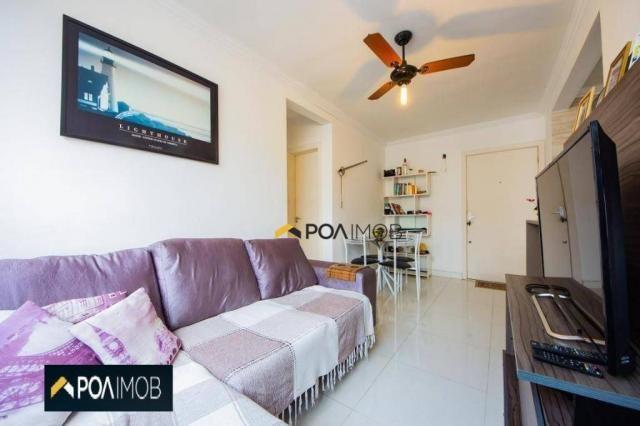 Apartamento com 2 dormitórios para alugar, 54 m² por R$ 1.800,00/mês - Protásio Alves - Po - Foto 2