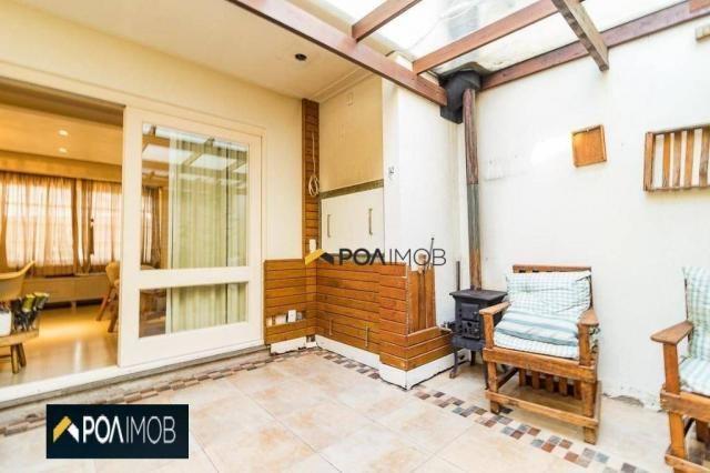 Casa com 3 dormitórios para alugar, 256 m² por R$ 3.000,00/mês - Vila Jardim - Porto Alegr - Foto 16
