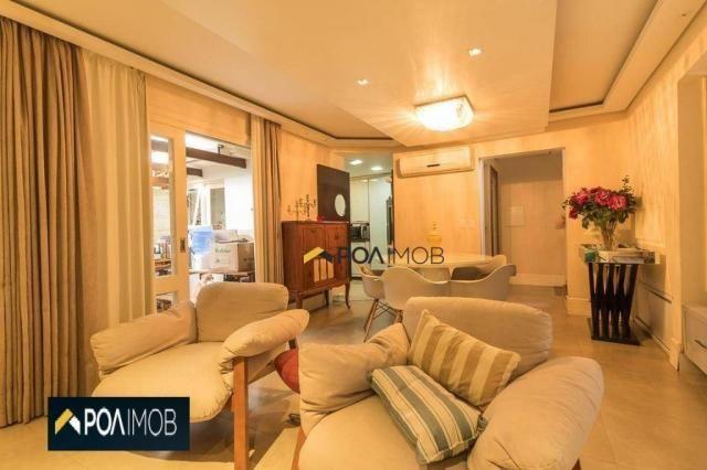 Casa com 3 dormitórios para alugar, 256 m² por R$ 3.000,00/mês - Vila Jardim - Porto Alegr - Foto 8
