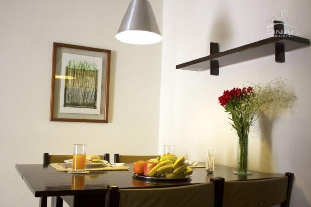 Apartamento à venda com 1 dormitórios em Cerqueira césar, São paulo cod:116517 - Foto 6