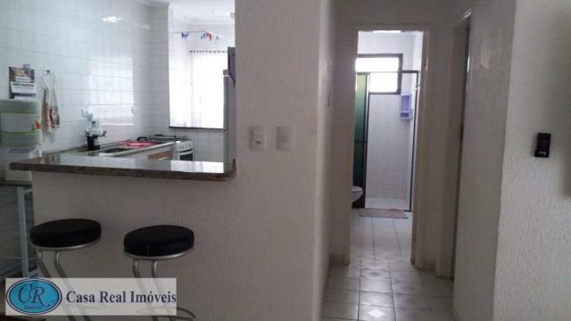 Apartamento à venda com 1 dormitórios em Guilhermina, Praia grande cod:245 - Foto 11