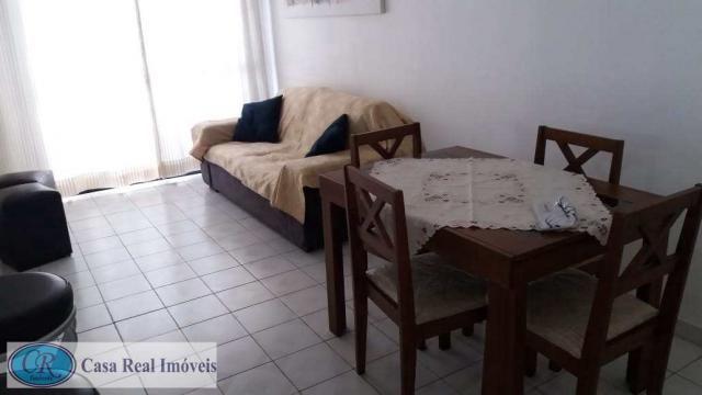 Apartamento à venda com 1 dormitórios em Guilhermina, Praia grande cod:245