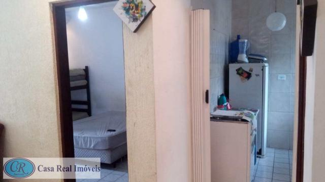 Apartamento à venda com 1 dormitórios em Aviação, Praia grande cod:507 - Foto 11
