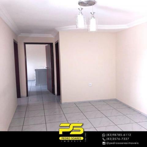 Apartamento com 2 dormitórios à venda, 59 m² por R$ 157.000 - Jardim Cidade Universitária  - Foto 7