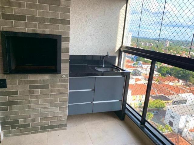 Apartamento com 3 dormitórios suíte, 110 m² Ed. Melro - Altos da Cidade - Bauru/SP. Venda  - Foto 5