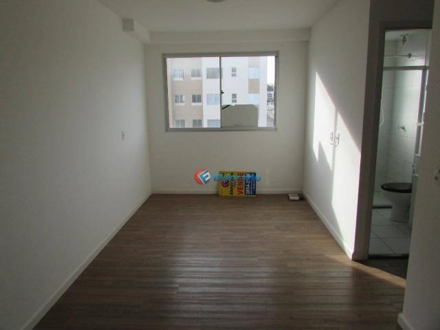 Apartamento com 1 dormitório para alugar, 49 m² por R$ 600/mês - Parque Yolanda (Nova Vene - Foto 6