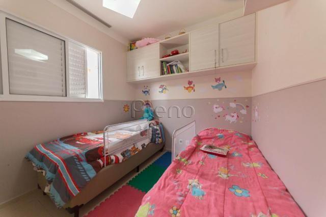 Apartamento à venda com 3 dormitórios em Parque prado, Campinas cod:AP014850 - Foto 12