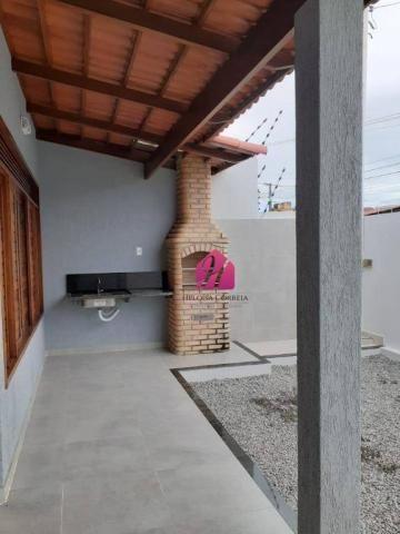 Casa com 3 dormitórios à venda, 134 m² por R$ 250.000,00 - Emaús - Parnamirim/RN - Foto 4