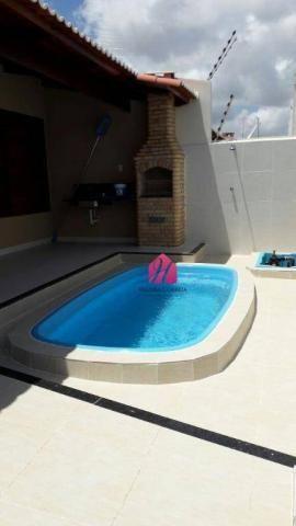 Casa com 3 dormitórios à venda, 134 m² por R$ 250.000,00 - Emaús - Parnamirim/RN - Foto 6