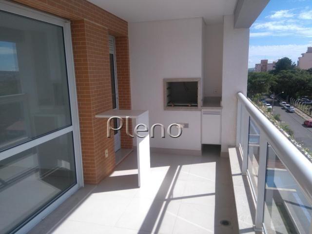 Apartamento à venda com 3 dormitórios em Taquaral, Campinas cod:AP005418 - Foto 6