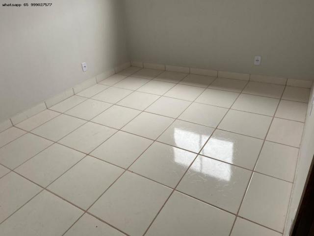 Casa para Venda em Várzea Grande, Jequitibá, 2 dormitórios, 1 banheiro, 2 vagas - Foto 17