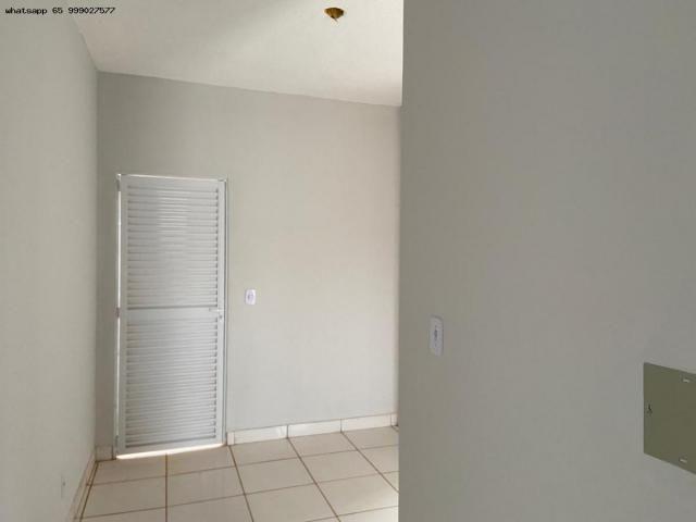 Casa para Venda em Várzea Grande, Jequitibá, 2 dormitórios, 1 banheiro, 2 vagas - Foto 19
