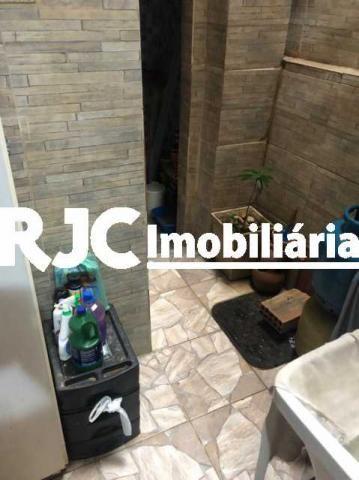 Casa de vila à venda com 4 dormitórios em Tijuca, Rio de janeiro cod:MBCV40053 - Foto 20