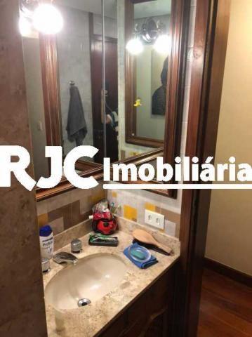 Apartamento à venda com 3 dormitórios em Tijuca, Rio de janeiro cod:MBAP32767 - Foto 12