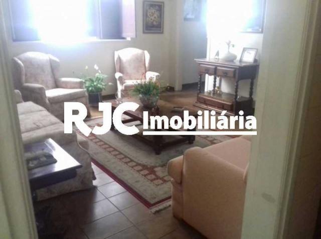 Casa à venda com 3 dormitórios em Grajaú, Rio de janeiro cod:MBCA30135 - Foto 14