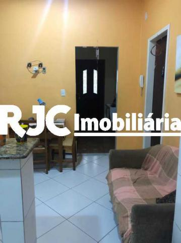 Casa de vila à venda com 4 dormitórios em Tijuca, Rio de janeiro cod:MBCV40053 - Foto 8