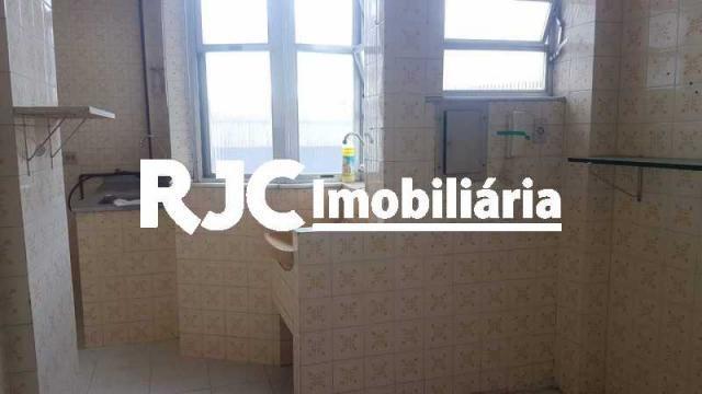 Apartamento à venda com 2 dormitórios em Tijuca, Rio de janeiro cod:MBAP24653 - Foto 2