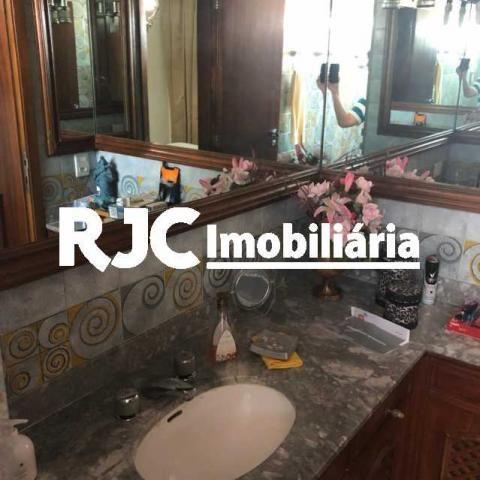 Apartamento à venda com 3 dormitórios em Tijuca, Rio de janeiro cod:MBAP32767 - Foto 17