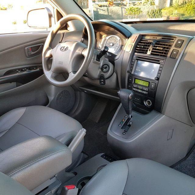 Hyundai Tucson Gls 2016 Automática (gnv) - Foto 10