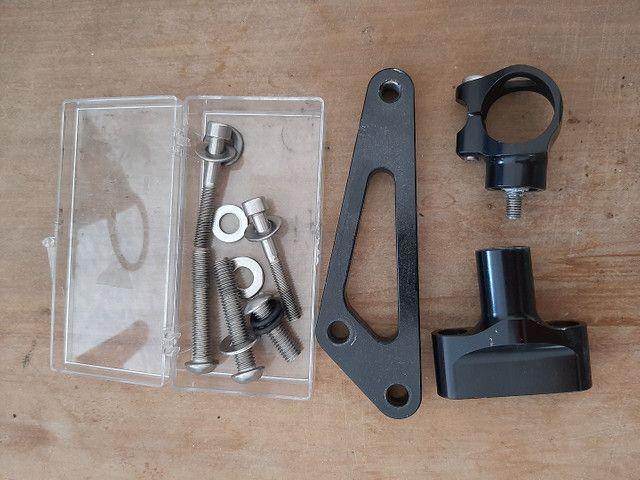 Kit amortecedor de direção Hiperpro  para moto Hornet