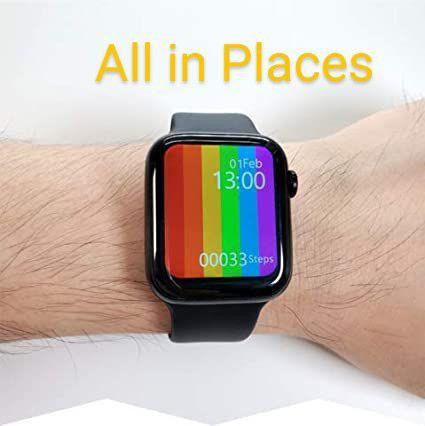 Smartwatch Iwo W26 Tela Infinite VJ-250,00 AT- 240,00
