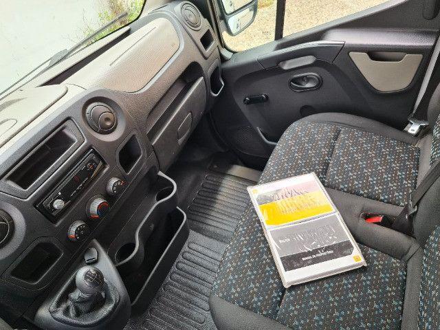 Renault Master Furgão Teto Baixo 8m3 - 2016 - 35.398km - Unico Dono - Excelente Estado - Foto 9