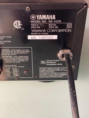 Receiver Yamaha Rx-v375 - Foto 3