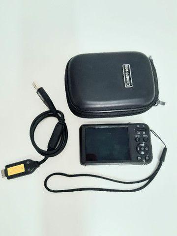 Câmera Samsung P120 5x excelente estado - Foto 3