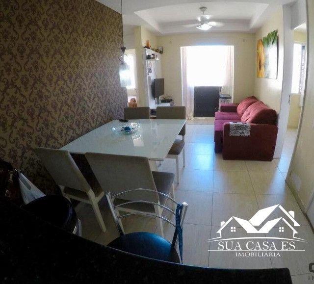 MG Apartamento 3 Quartos - Cond. Vila Itacaré - Praia da Baleia - Manguinhos - Foto 3