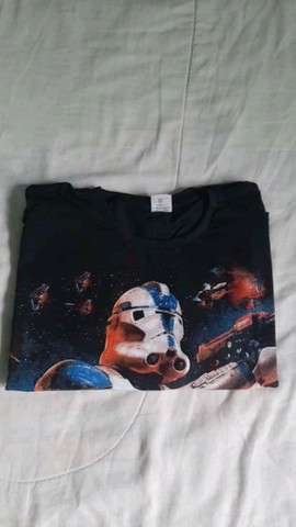 camisa de STAR WARS  G - Foto 2