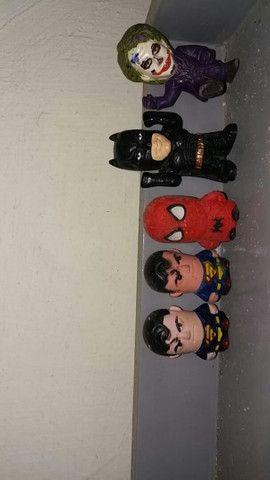 Miniaturas herois Colecao