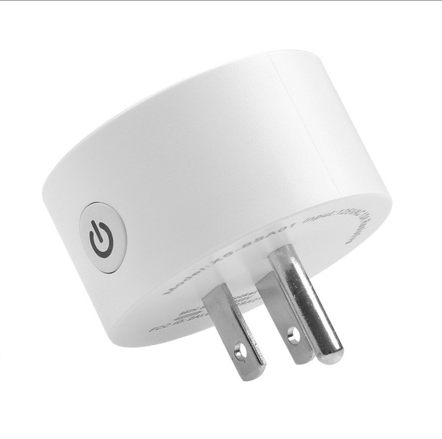 Tomada socket wifi smart alexa/google/siri - Foto 5