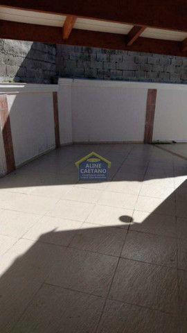 Casa à venda com 2 dormitórios em Caiçara, Praia grande cod:MGT70713 - Foto 3