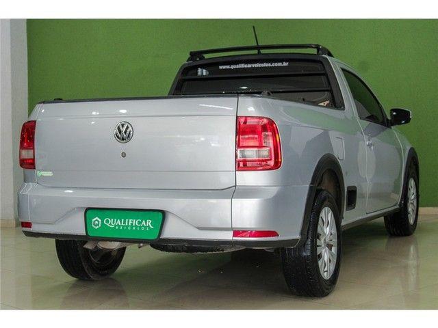 Volkswagen Saveiro 2019 1.6 msi trendline cs 8v flex 2p manual - Foto 7