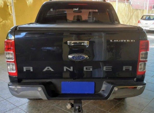 Ford Ranger limited 3.2 20v 4X4 CD Aut. Dies. - Foto 7