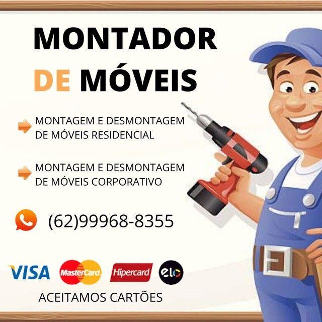 Montador de móveis residencial e corporativo