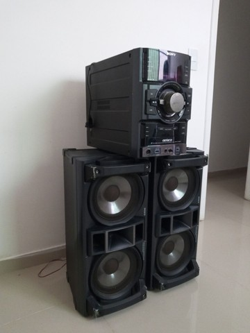 Mini system sony - Foto 2