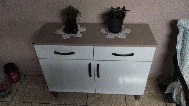 Vendo mesa, fruteira e balcão - Foto 2