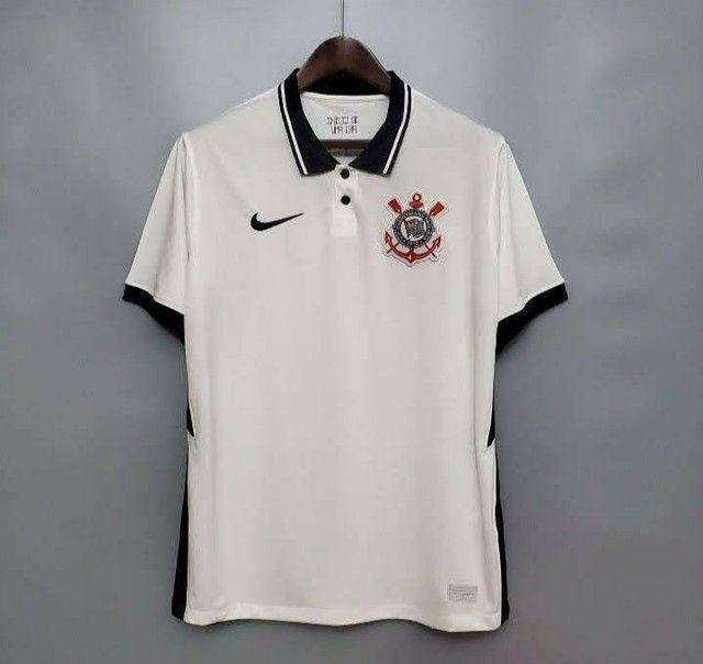 Camisa do corinthias  oficial. - Foto 3