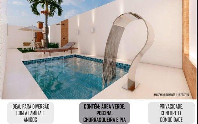 Apartamento 2 quartos - térreo com área privativa no Bancários com piscina   - Foto 2