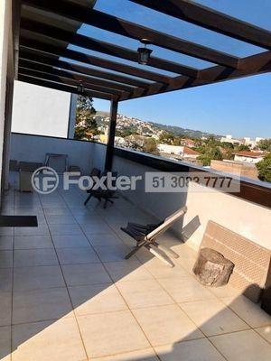 Cobertura para venda possui 207 metros quadrados com 2 quartos em Camaquã - Porto Alegre - - Foto 2