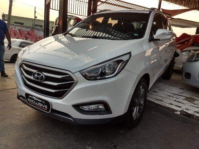 Hyundai IX35 2.0 2wd Flex Aut. 5p 2018 - Foto 3