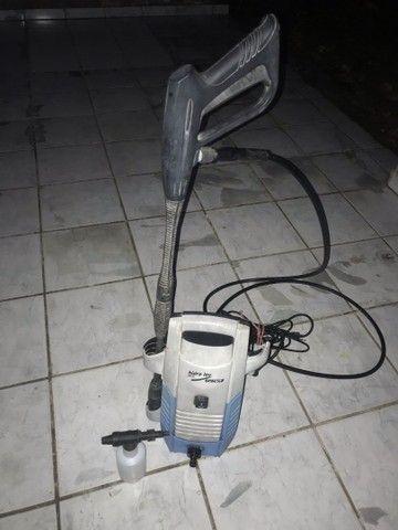 Lavadora Alta pressão Hidrolav 1400w Schulz - Foto 3