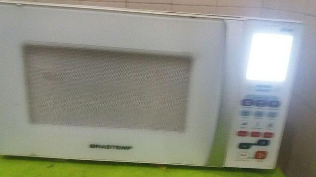 microondas forninho perfeito estato 280